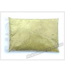 Блестки Глиттер 1/64 цвет золото светлый SP-5