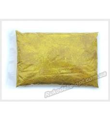 Блестки Глиттер 1/64 цвет золото темный SP-6