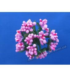 Додатки цветов Незабудка цвет малиновый