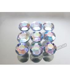 Стразы акриловые SS 30 цвет crystal AB.