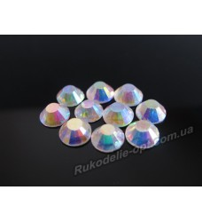 Стразы стеклянные SS 20 цвет crystal AB