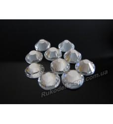 Стразы стеклянные SS 20 цвет crystal