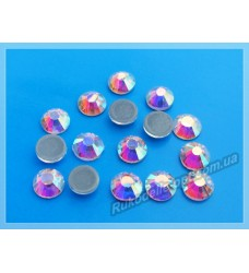Термостразы SS 30 цвет crystal AB