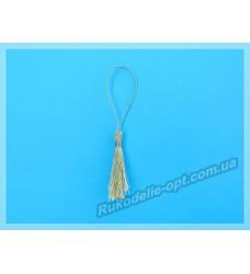 Кисточки для штор оливковые 10 см 100 шт