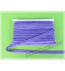 Тесьма Самоса 19 мм фиолетовая 20 ярдов