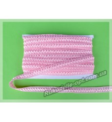 Тесьма Самоса 19 мм розовая 20 ярдов
